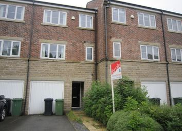 Thumbnail 4 bed town house for sale in Horsforde View, Leeds