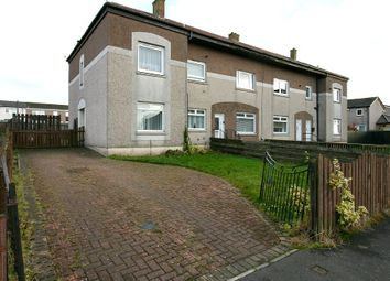 Thumbnail 1 bed flat for sale in Belmont Drive, Shotts
