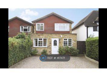 Thumbnail 4 bed detached house to rent in Swakeleys Road, Ickenham, Uxbridge