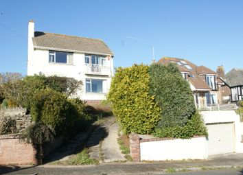 Thumbnail 4 bed detached house for sale in Lower Penns Road, Preston, Paignton