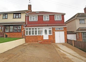 Thumbnail 5 bed semi-detached house for sale in Coombfield Drive, Dartford