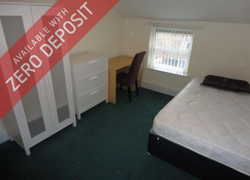 Thumbnail 8 bedroom property to rent in Upper Lloyd Street, Rusholme, Manchester