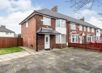 Thumbnail 3 bed semi-detached house to rent in Kingsland Road, Liverpool