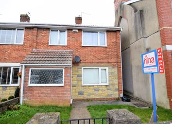 Thumbnail 3 bed end terrace house for sale in Lewis Street, Barry