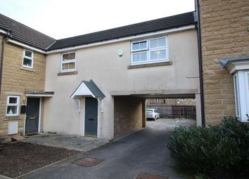 Thumbnail 1 bed terraced house for sale in Cusworth Close, Halifax