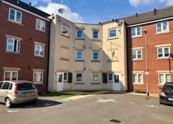 Thumbnail 2 bed flat for sale in Pintail Close, Scunthorpe