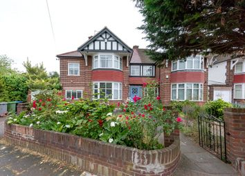 Thumbnail 5 bed semi-detached house to rent in Chelmsford Square, London