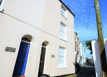 Thumbnail 3 bed terraced house for sale in Higher Steps, Higher Street, Brixham
