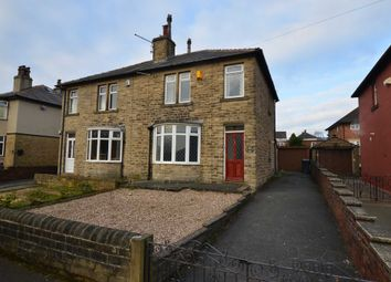 Thumbnail 3 bed semi-detached house for sale in Botham Hall Road, Longwood, Huddersfield