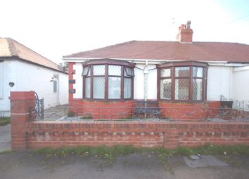 Thumbnail 2 bed semi-detached bungalow to rent in Hemingway, Blackpool