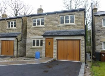 Thumbnail 3 bed detached house to rent in Mousley Bottom, New Mills, High Peak