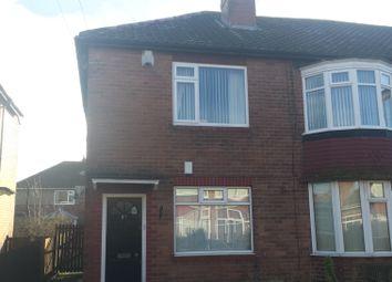 Thumbnail 2 bedroom flat to rent in Bingfield Gardens, Fenham, Newcastle