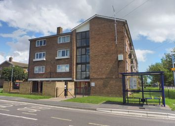 Thumbnail 1 bed flat to rent in Locksway Road, Southsea
