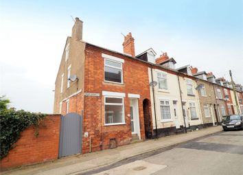 Thumbnail 3 bed end terrace house for sale in Silk Street, Sutton-In-Ashfield, Nottinghamshire