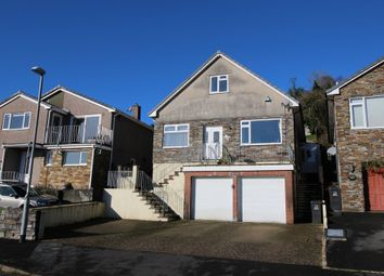 Thumbnail 5 bed detached house for sale in Crescent Road, Ivybridge