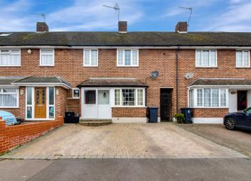 Thumbnail 3 bed terraced house for sale in Hampden Crescent, Cheshunt, Waltham Cross