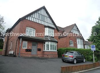 Thumbnail 1 bedroom flat to rent in Portland Road, Edgbaston, Birmingham