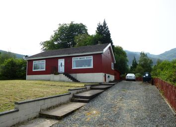 Thumbnail 2 bed detached bungalow for sale in Cedar Bungalow, Lochgoilhead, Cairndow