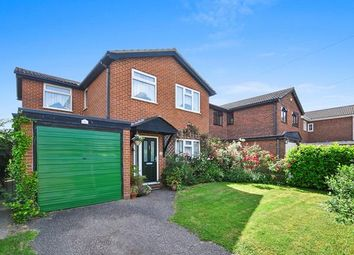 Thumbnail 4 bed detached house for sale in Meadow Way, Chelmsford, Essex