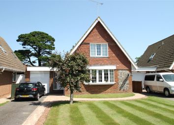 Thumbnail 3 bed detached house for sale in Ruston Avenue, Rustington, Littlehampton, West Sussex