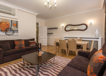 Thumbnail 3 bed flat to rent in Prince Of Wales Terrace, Kensington W8, London,