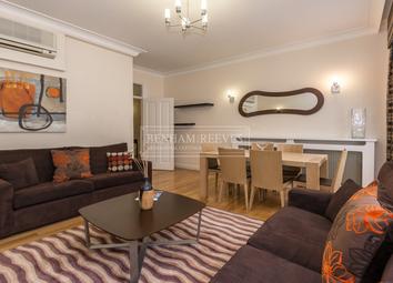 Thumbnail 3 bedroom flat to rent in Prince Of Wales Terrace, Kensington W8, London,