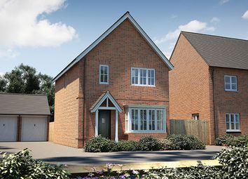 "Thumbnail 3 bed detached house for sale in ""The Yarkhill"" at Town Farm Close, Thame"