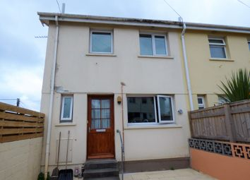 Thumbnail 3 bed end terrace house to rent in Wheal Leisure Close, Perranporth