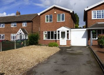 Thumbnail 3 bedroom link-detached house for sale in Brownhills Road, Walsall Wood, Walsall