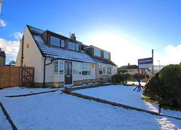 Thumbnail 3 bed semi-detached bungalow for sale in Milton Close, Darwen