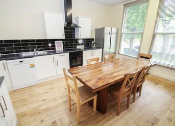 Thumbnail 8 bed end terrace house to rent in All Bills Included, Hyde Terrace, Leeds