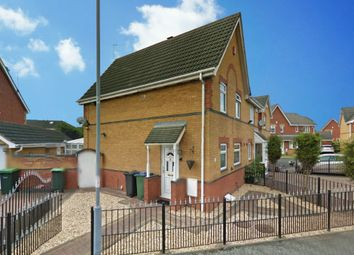 Thumbnail 3 bedroom semi-detached house for sale in St. Helens Avenue, Tipton, West Midlands
