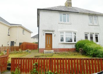 Thumbnail 2 bed semi-detached house for sale in Wilkie Crescent, Larkhall