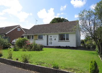 Thumbnail 3 bed detached bungalow for sale in Hollands Mead Avenue, Owermoigne, Dorchester