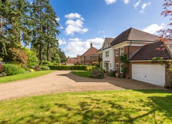 Thumbnail 5 bed detached house for sale in The Avenue, South Nutfield, Redhill, Surrey