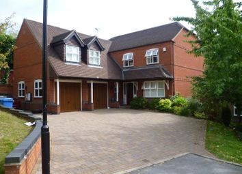 Thumbnail 5 bed detached house to rent in The Copse, Mansfield