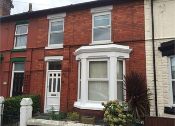 Thumbnail 4 bed terraced house to rent in Thorndale Road, Liverpool, Merseyside