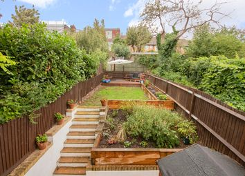 Thumbnail 3 bed flat for sale in Algiers Road, London