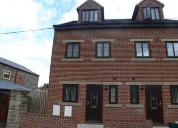 Thumbnail 3 bed terraced house to rent in Berrys Yard, Dovecote Lane, Horbury, Wakefield