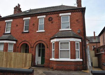 Thumbnail 2 bed flat to rent in Victoria Road, Chester