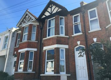 Thumbnail 2 bed terraced house to rent in Ashburnham Road, Hastings