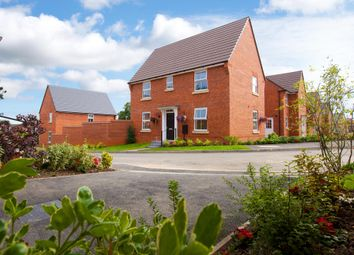 "Thumbnail 3 bedroom detached house for sale in ""Hadley"" at Morda, Oswestry"