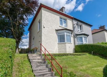 Thumbnail 3 bedroom property for sale in Kirkton Avenue, Glasgow