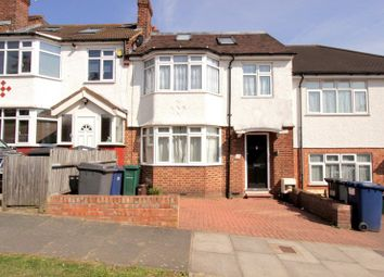 Thumbnail 4 bed terraced house to rent in Elton Avenue, Barnet