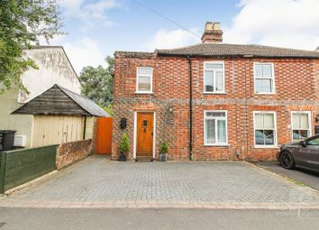 Thumbnail 2 bed semi-detached house for sale in Park Lane, Thatcham