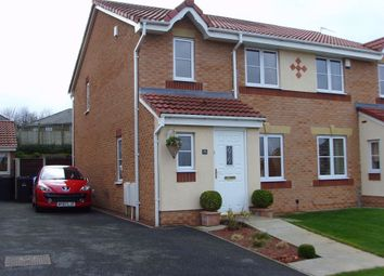 Thumbnail 4 bed semi-detached house to rent in Greendale Drive, Radcliffe, Manchester