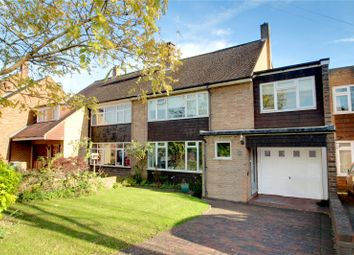 Thumbnail 3 bedroom semi-detached house for sale in Hanworth Lane, Chertsey, Surrey