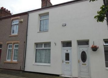 Thumbnail 2 bed terraced house to rent in Waverley Street, Stockton-On-Tees, County Durham