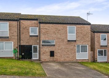 Thumbnail 3 bed end terrace house for sale in Elm Walk, Raf Lakenheath, Brandon