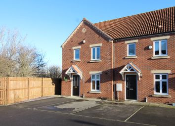 Thumbnail 3 bed end terrace house for sale in Meadowsweet Lane, Stockton-On-Tees